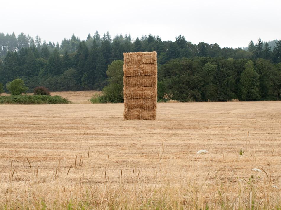 Haybale Monolith