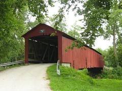 Oakalla Covered Bridge