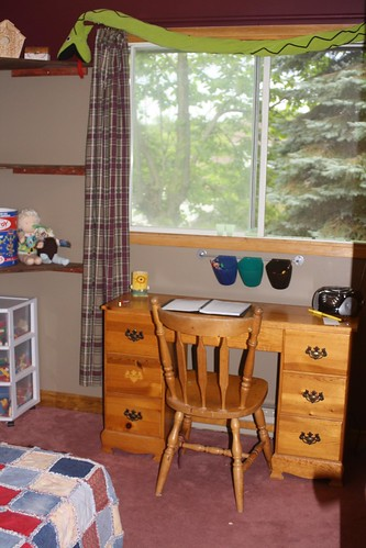 Eph's new room