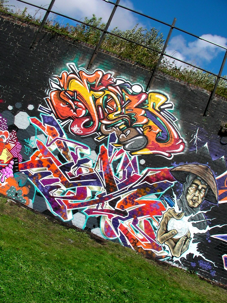 Roxejam Graffiti