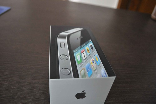 Iphone4 Unboxing