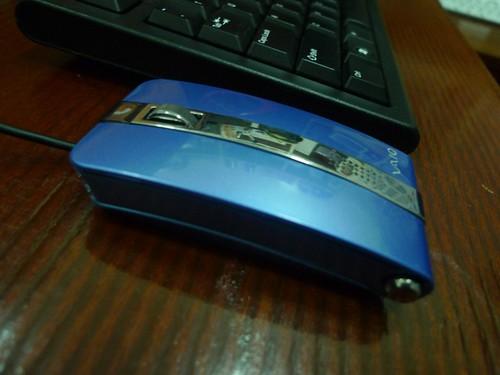 Sony Vaio mouse...& phone!