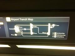 Dulles Airport Air Train Shuttle -  - 1