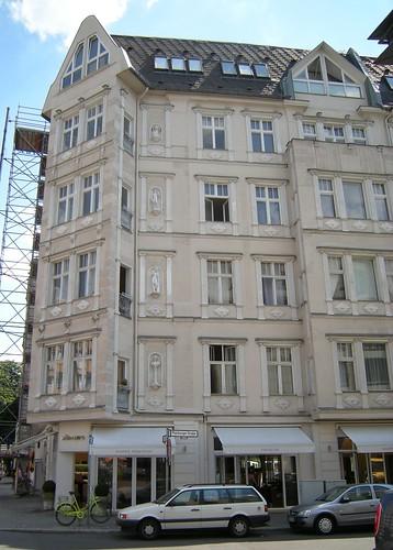 Ecke Pfalzburger Straße