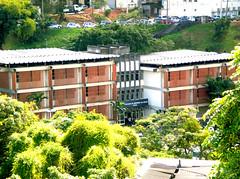 Pavilhão de Aulas da Faculdade de Medicina da UFBa