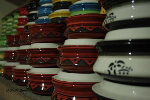Pottery at Khurja