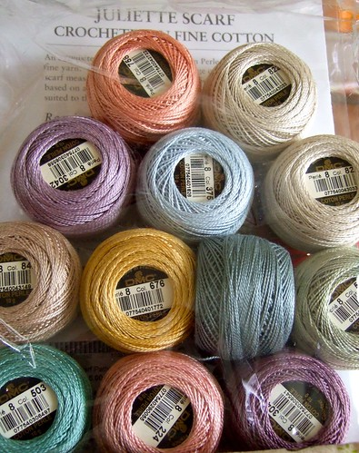 Crochet project
