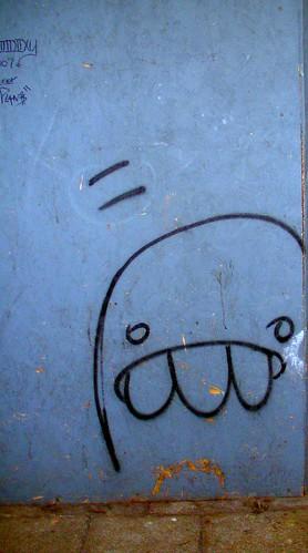 Spades Graffiti Characters