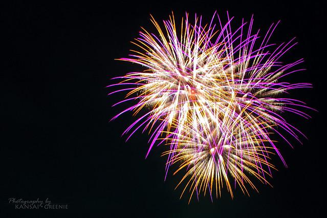 Takarazuka Fireworks 3