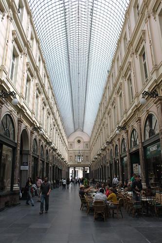 Galeries du Roi, Bruselas