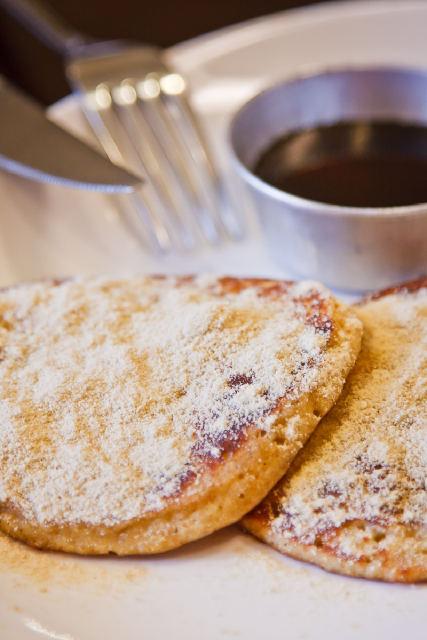 HoHoHorlicks Pancakes