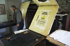 Farmer's Museum, Printing Office