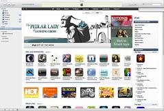 Pedlar Lady - iPad App of the week for US & Canada (Aug 19, 2010)