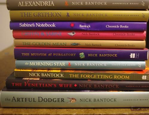 Nick Bantock