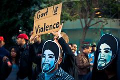 Govt is Violence