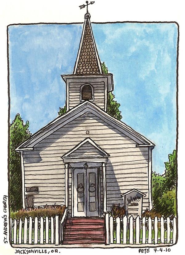 st.andrew's church in jacksonville