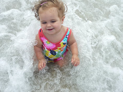 Milly in the Atlantic Ocean