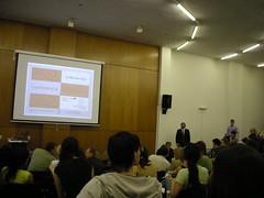 """Conferencia Dr. Michael Titze:  """"Gelotofobia (miedo a reír y al ridículo). Resultados de una investigación sobre el complejo de inferioridad"""" • <a style=""""font-size:0.8em;"""" href=""""http://www.flickr.com/photos/52183104@N04/4854625695/"""" target=""""_blank"""">View on Flickr</a>"""