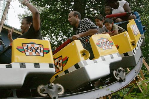 365-215 Kiddie Roller coaster