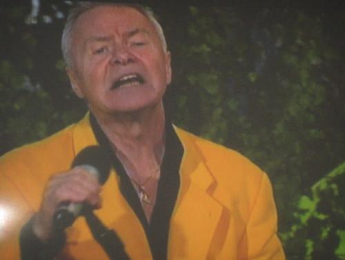 Jerry Williams, Allsång på Skansen
