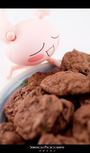 Mihara and cookies