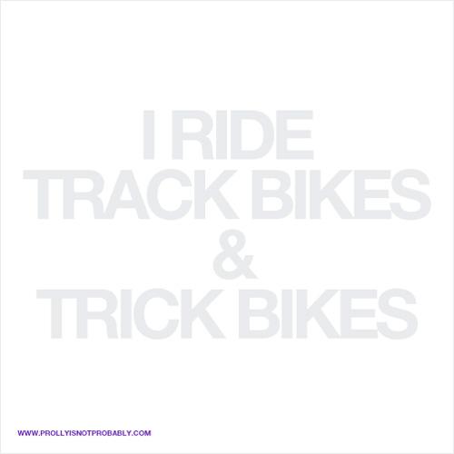 Bikes are Bikes