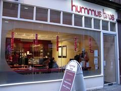 Hummus Bros., London