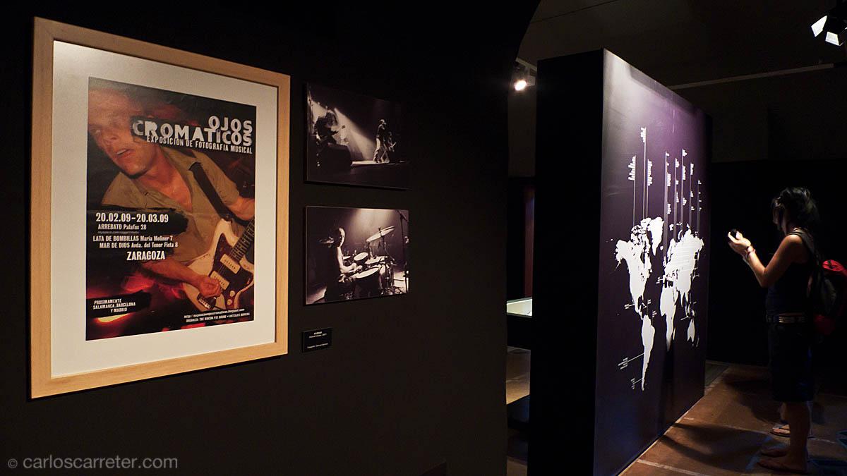 Exposicion: Arrebato. Comunicacion social y cultura popular en la Magdalena