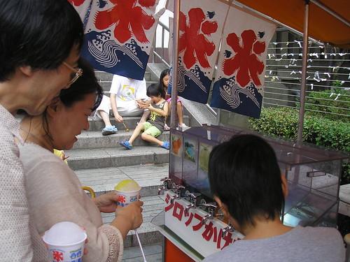 Fukagawa Hachiman Festival