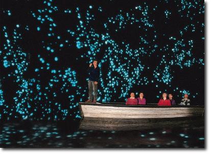 Glowworm Cave, Waitomo