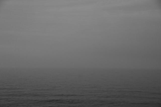 Foggy Georgian Bay