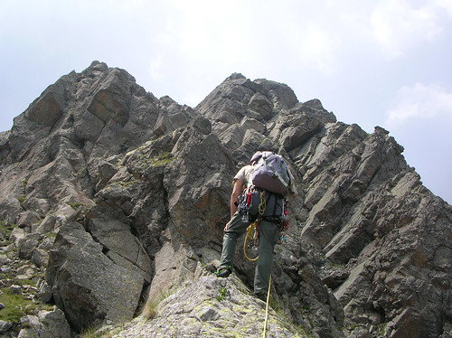 Cresta N del Monte Turlo