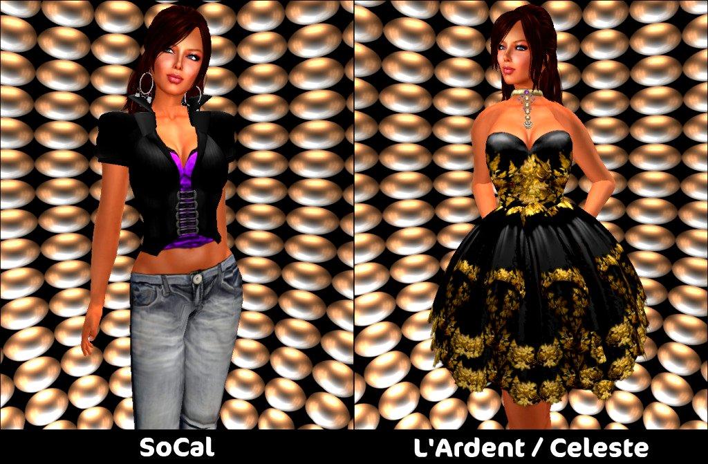 BLOG:  Indyra Originals - SoCal, L'Ardent, Celeste