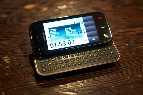 Nokia N97 Mini and a RV tour of Western Canada - johnbiehler com