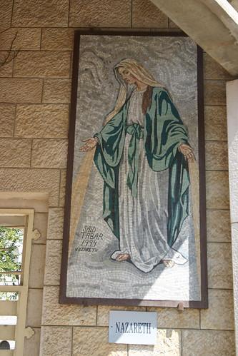 Madonna from Nazareth