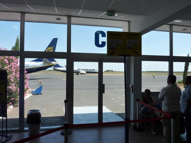 Beziers Cap D'Agde Airport - Ryanair