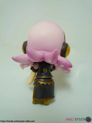 Tako-Luka's head is compatible with Petit Luka's body