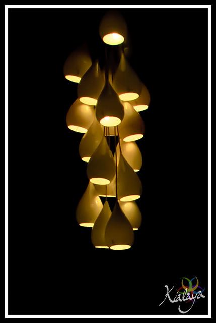 Racimo de luces