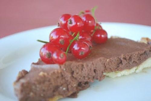 chocolatemousse pie