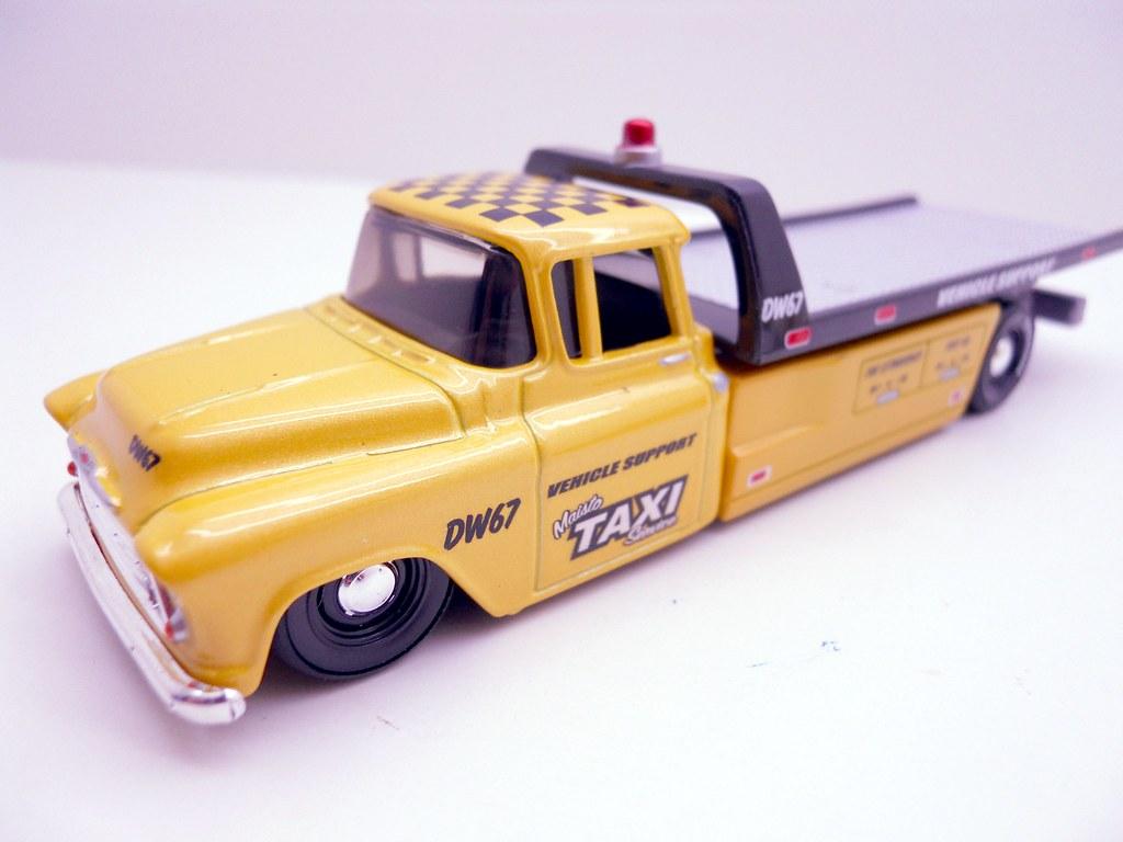Maisto Hauler Scion xB taxi (5)
