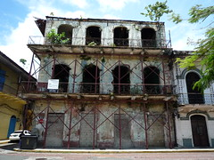 Panamas Altstadt (Casco Viejo) - Work in Progress
