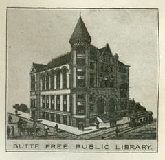 Butte Free Public Library (1901)