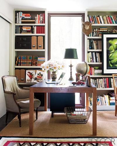 Jesse Carrier Fielden house library2
