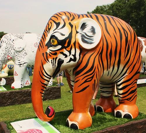 Tigerphant
