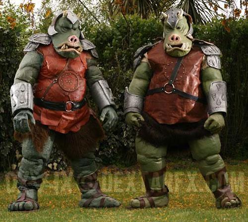 Gamorrean Guards by Dextar FX