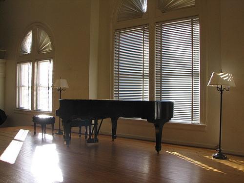 Nelson Music Room, East Duke Building, Duke University