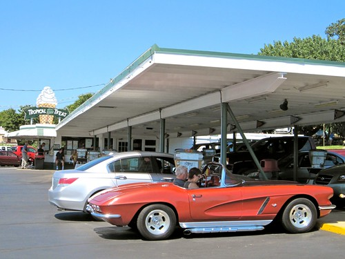 Tropical Treat  Hanover PA  Car Hop Service
