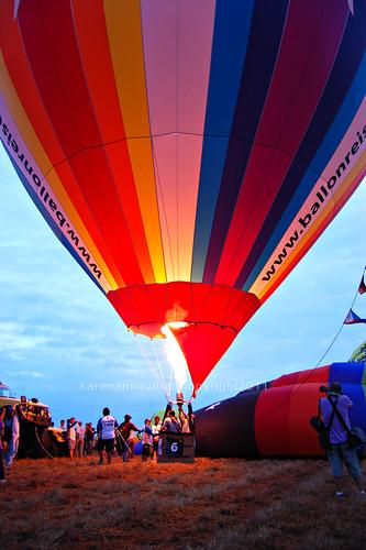 16th Hot Air Balloon Fiesta