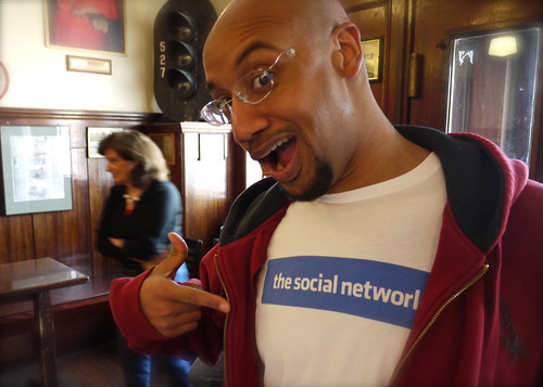 Joselin Mane is The Social Network at Boston Media Makers 2/6/11