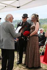 Glenn and Jenny's Punk Rock Wedding